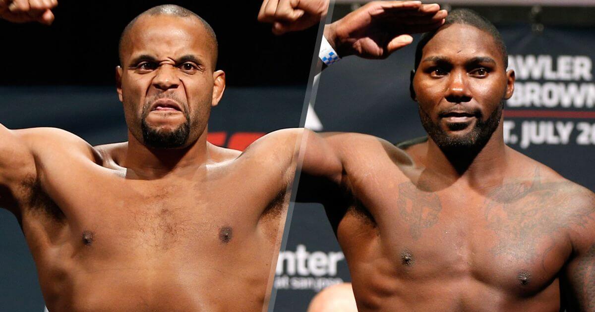 DC vs Rumble UFC 210