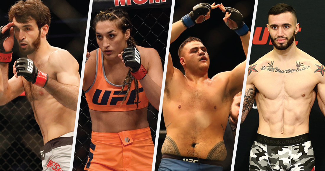 Fighters to Watch in 2018