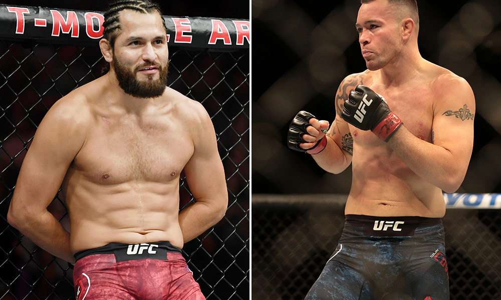 Could We End Up Seeing Colby Covington Vs Jorge Masvidal At Ufc 251 Mma Uk