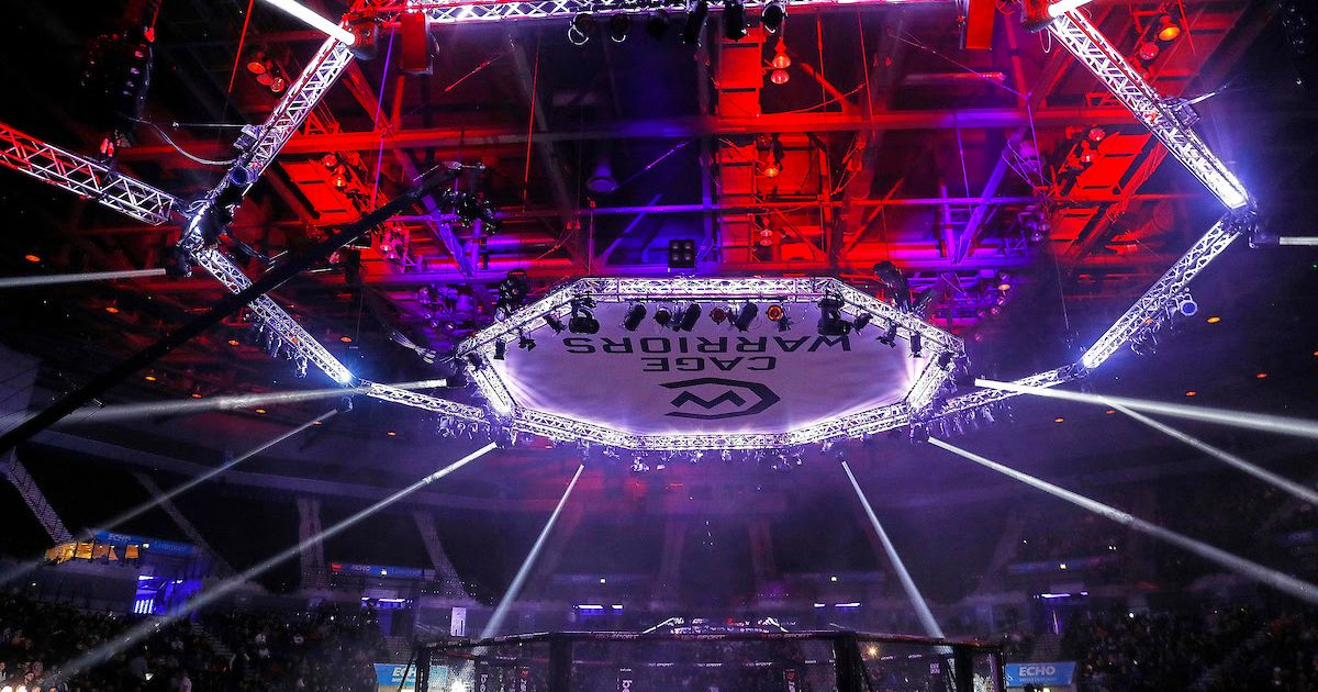 Cage Warriors announce new dates in Liverpool and Birmingham