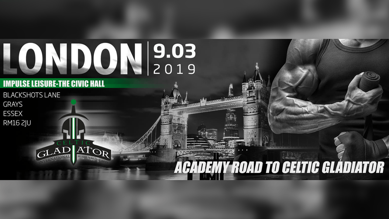 Celtic Gladiator Academy: London live results