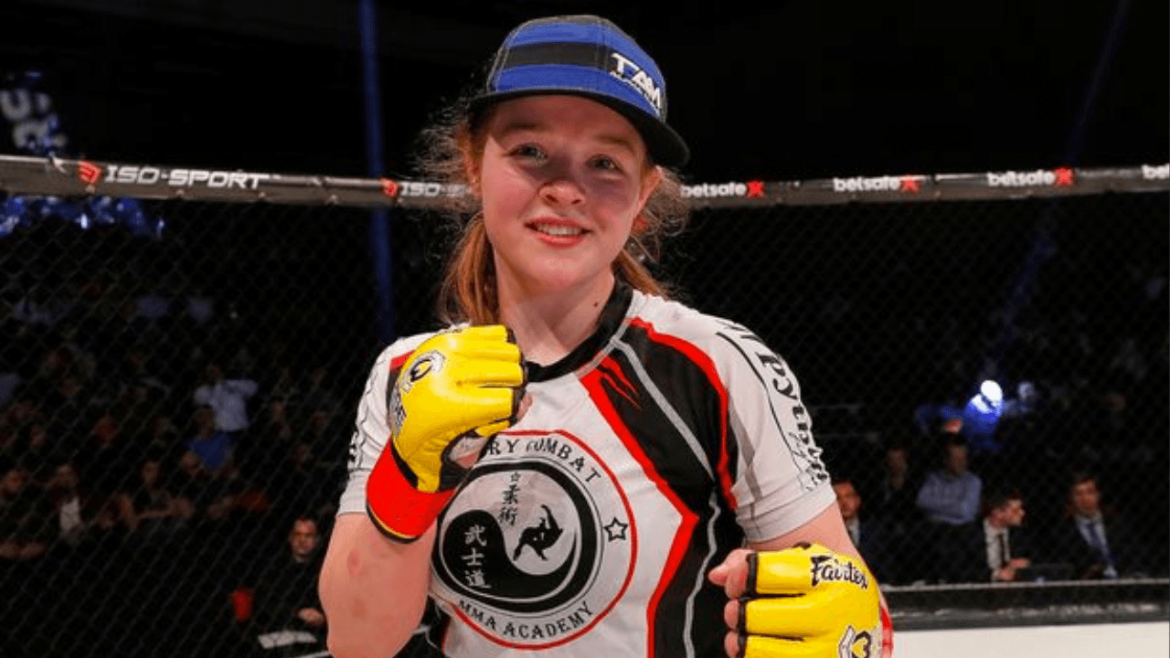 Cory McKenna speaks to MMA UK ahead of her fight at Cage Warriors 104