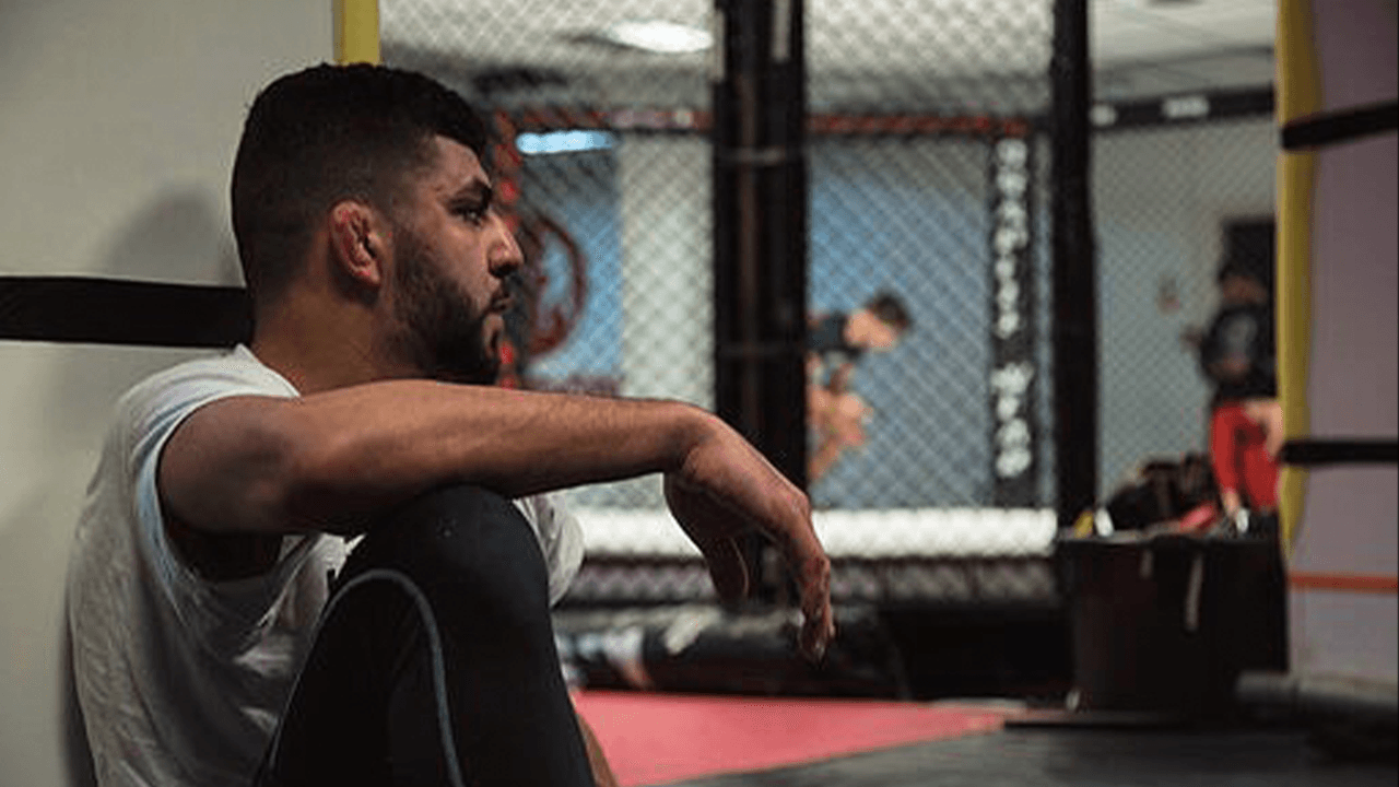 From street fights to the spotlight: the story of Brave 23's Amir Albazi