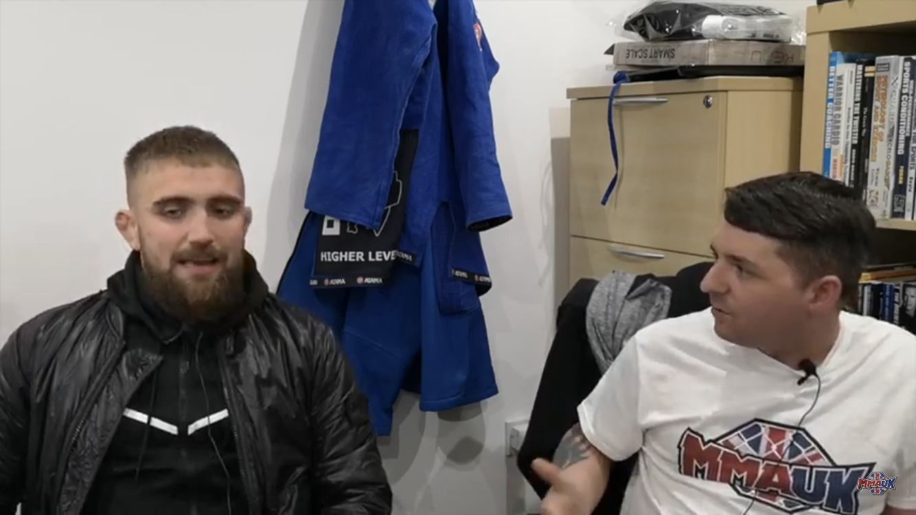 Jason Woods speaks to MMA UK ahead of his fight at Evolution of Combat 4