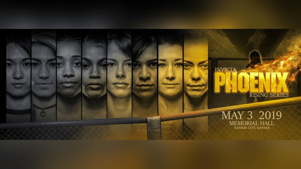 Inagural Phoenix Rising Series to crown new Invicta FC strawweight champion