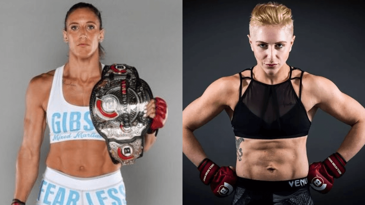 Julia Budd defends her title against 'Big Bad' Olga Rubin on July 12th