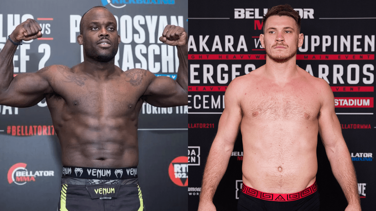 Melvin Manhoef and Kent Kauppinen added to Bellator London card, plus five preliminary bouts