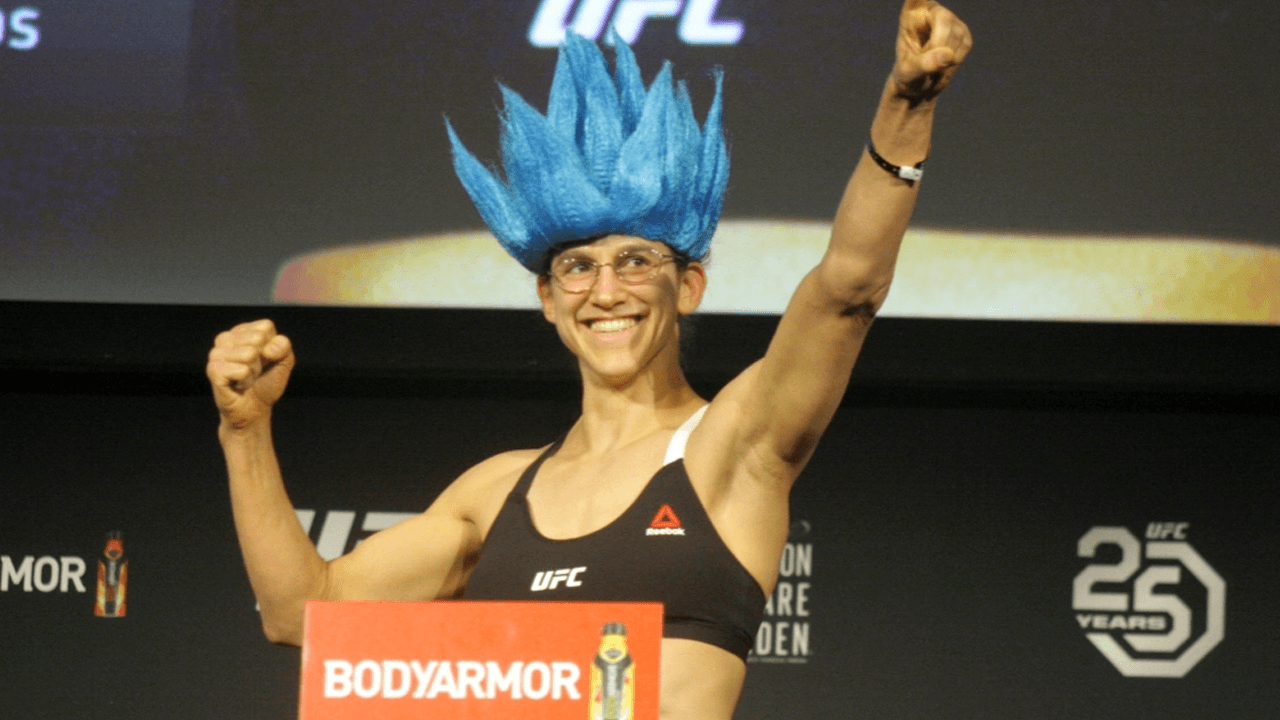 Roxanne Modafferi talks to MMA UK about her win over Antonina Shevchenko at UFC Saint Petersburg