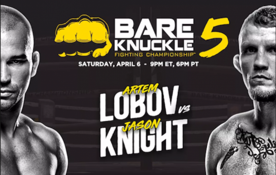 Artem Lobov on Bare Knuckle, Malignaggi and Goodjohn