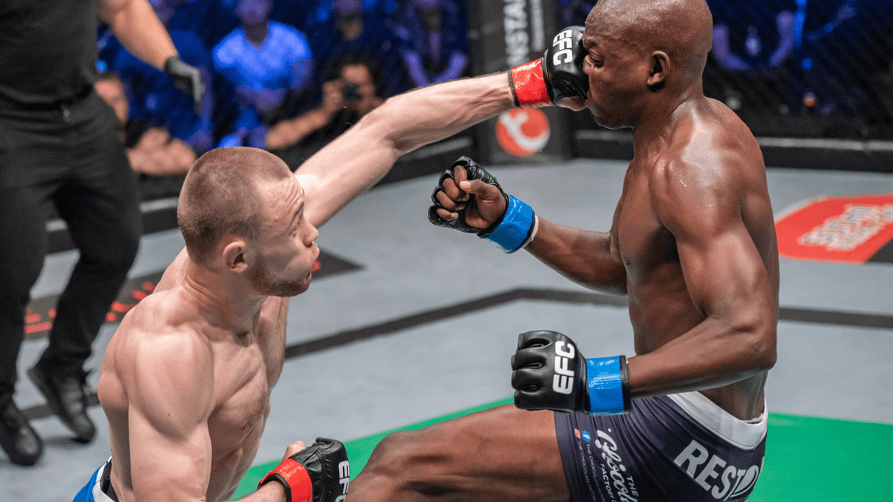UK's Jake Hadley ends the reign of 'Zuluboy' at EFC 78 to win flyweight title