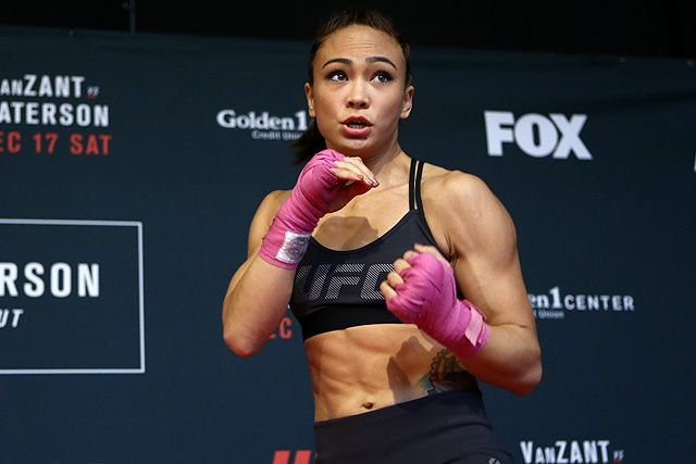 Fight Like a Mother featuring UFC fighter Michelle Waterson