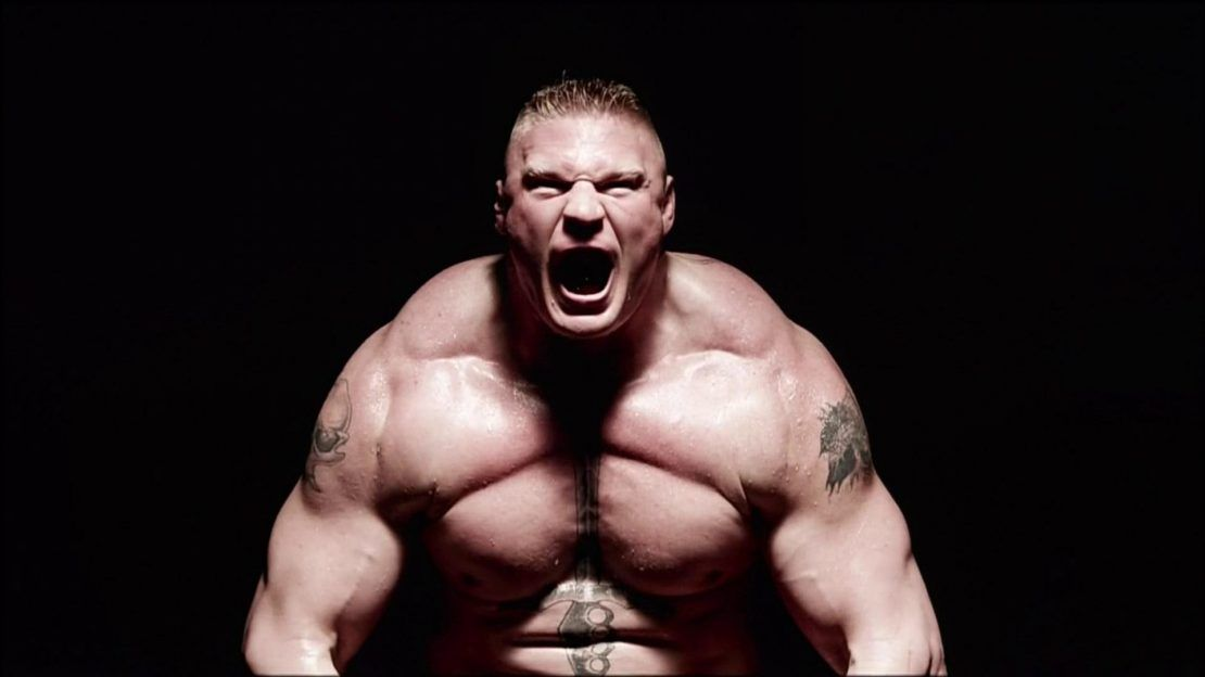 Brock Lesnar once lost a real backstage WWE confrontation