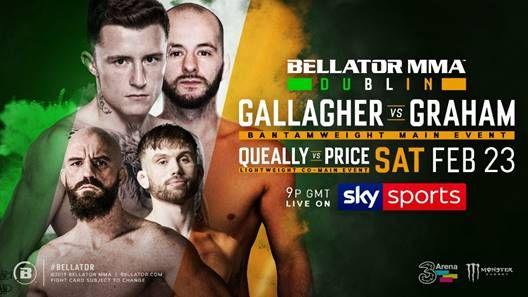 Bellator 217: Gallagher vs. Graham Live Results