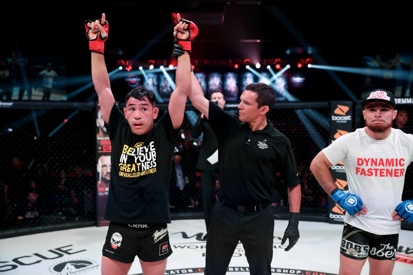 Bellator 218 Results