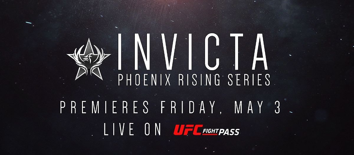 Invicta Fighting Championships Introduces Phoenix Rising Series