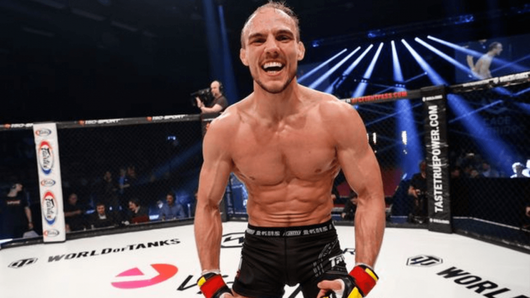 Lightweight Lancer featuring Cage Warriors fighter Jack Grant