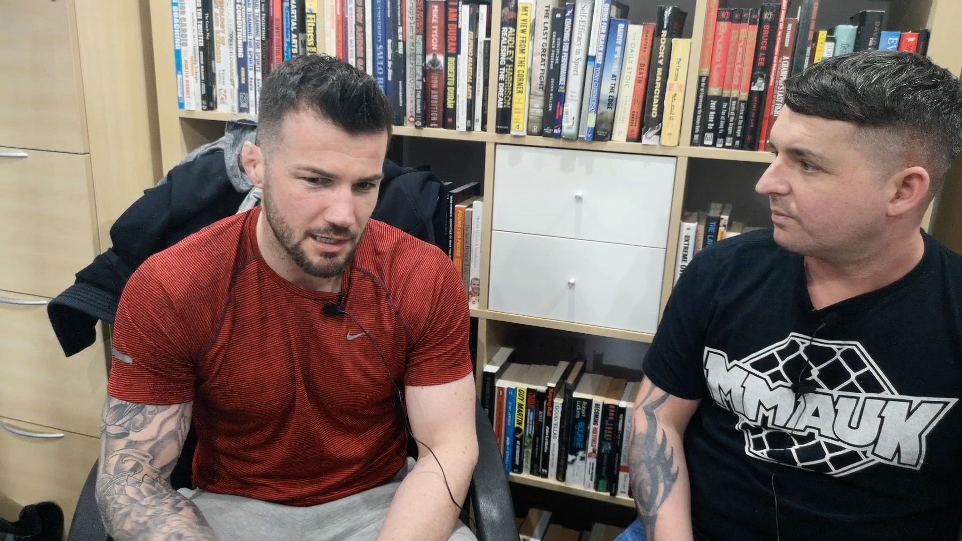 Interview with Lee 'Jaggy' Johnstone about his upcoming fight at On Top 22