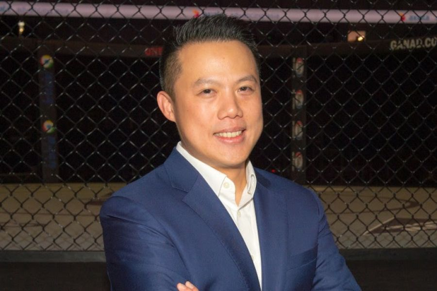 Hua Fung Teh Promoted To Group President Of ONE Championship