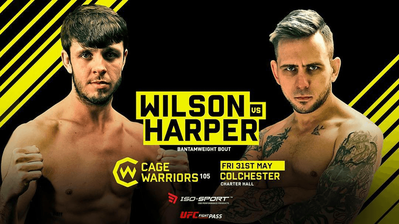 Paul Harper talks to MMA UK ahead of CW105