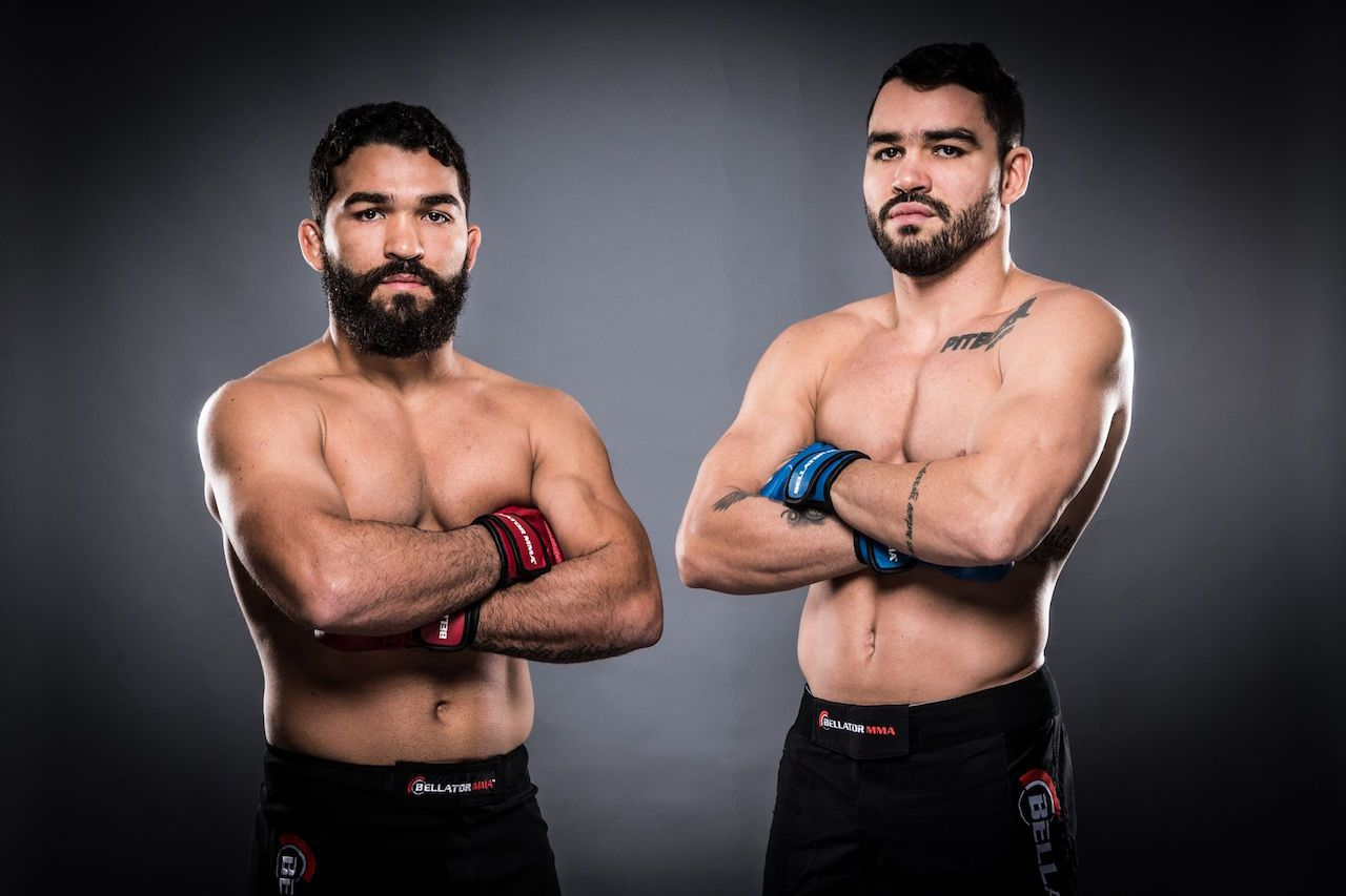 Bellator Signs 'PITBULL' Brothers To Multi-Year, Multi-Fight Contract Extensions