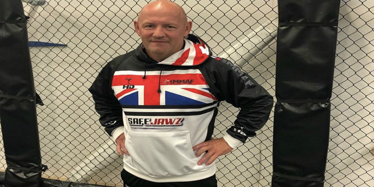 Windy Miller looking to leave his mark on UK MMA