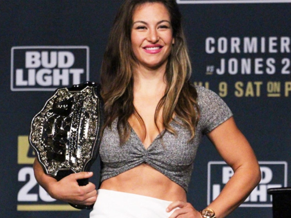 Miesha Tate appointed Vice President of ONE Championship | MMA UK