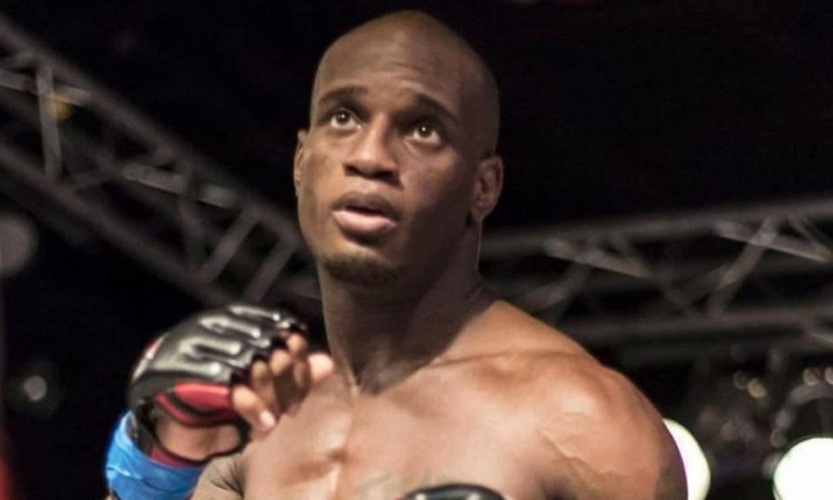 Across the Pond Profile: Island Fights fighter Jared Gooden   MMA UK