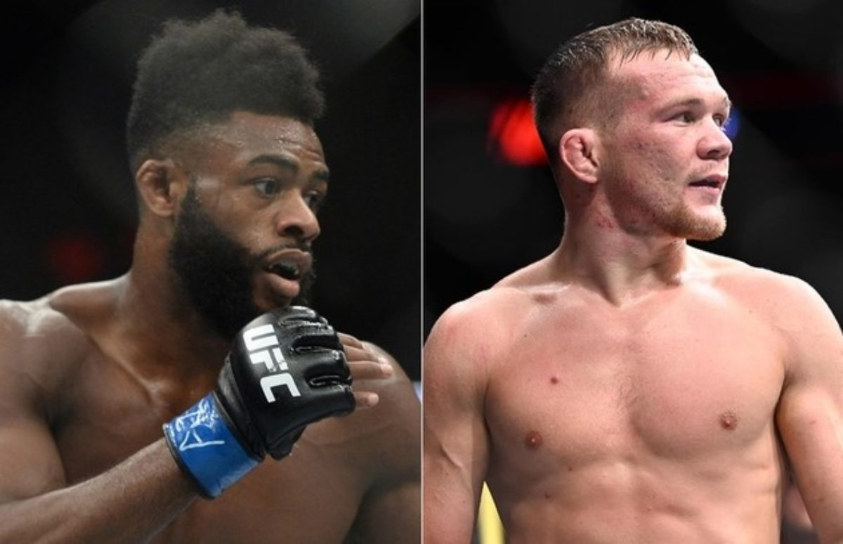 Petr Yan vs Aljamain Sterling set for UFC 256 | MMA UK